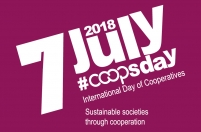International Day of Cooperatives 2018