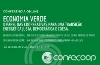 CONFECOOP // Conferência Economia Verde