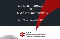 Curso de Formação para Dirigentes Cooperativos