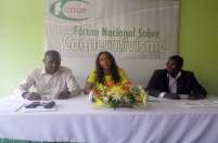 Realização do Fórum sobre o Cooperativismo
