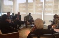Cooperativas moçambicanas e brasileiras trocam experiências em São Paulo