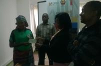 Cooperativas agrárias de Nampula beneficiam-se de fundos